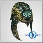 TOA Oceanus Studded Helm 3 (Hib)