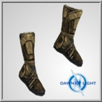 Good Albion cloth boots