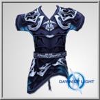 Hib Dragonslayer Leather Vest