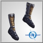 Dragonsworn Scale Boots