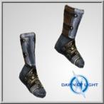 Good Hibernia plate boots