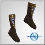 Alb Dragonslayer Cloth Boots