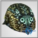 TOA Oceanus Studded Helm 1 (Hib)