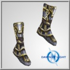Mino Plate Boots