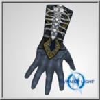Possessed Shar Alb cloth gloves