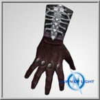 Poss Inconnu Mid studded gauntlets