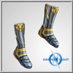Mid Dragonslayer Plate Boots