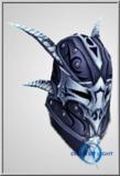 Hib Dragonslayer Stud Leather Full Helm