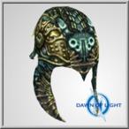 TOA Oceanus Studded Helm 3 (Mid)