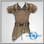 Norse Leather 3 Vest