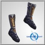 Dragonsworn Chain Boots