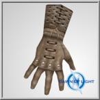 Celtic Leather Worn Gloves