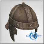 Celtic Leather helm 3