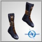 Dragonsworn Cloth Boots