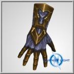 Alb Dragonslayer Chain Gloves
