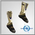 Stygia Chain Boots(Alb)