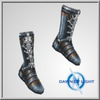 Possesed Inconnu plate boots