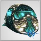 TOA Oceanus Plate Helm 1 (Alb)