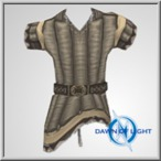 Celtic Cloth Worn Vest