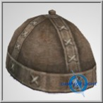 Celtic Leather helm 1