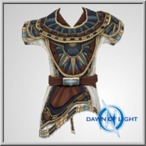 Stygia Cloth Tunic Alb