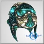 TOA Oceanus Plate Helm 2 (Alb)