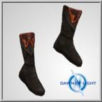 Volcanus Cloth Boots Hib/Mid