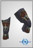 Stygia Cloth Legs Alb/Mid