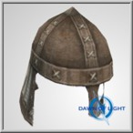 Norse Leather Helm 2