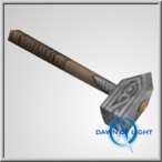 Norse Throwing Hammer