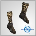 Possessed Albion leather boots