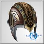 TOA Stygia Studded Helm 2 (Alb)