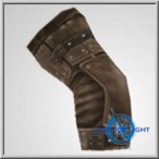 Reinf. Leather Arms