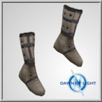 Norse Cloth Boots