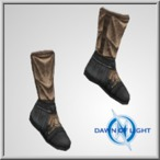 Hib Reinforced Leather Boots