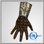 Good Albion chain/scale gauntlets