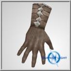 Celtic Reinforced Worn Gloves