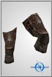Volcanus Leather Legs(Alb/Mid)