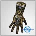 Hibernian Hero Scaled Gloves