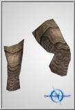 Celtic Leather 2 Legs
