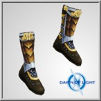 Mid Dragonslayer Scale Boots