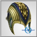 TOA Stygia Plate Helm 2 (Alb)
