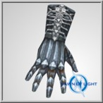 Possessed Inconnu plate gauntlets