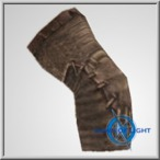 Celtic Leather Worn Arms