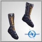 Dragonsworn Plate Boots