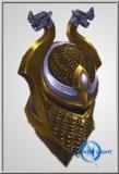 Albion Dragonslayer Mid Chain Full Helm