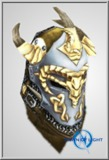 Mid Dragonslayer Alb Chain Full Helm