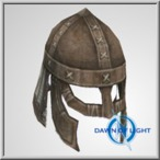 Norse Leather Helm 3