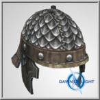 Celtic scale helm 3