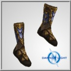 Alb Dragonslayer studded Boots
